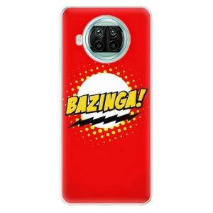 Odolné silikonové pouzdro iSaprio - Bazinga 01 na mobil Xiaomi Mi 10T Lite