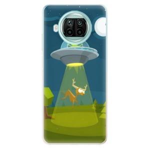 Odolné silikonové pouzdro iSaprio - Alien 01 na mobil Xiaomi Mi 10T Lite