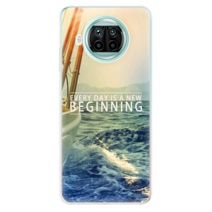 Odolné silikonové pouzdro iSaprio - Beginning na mobil Xiaomi Mi 10T Lite