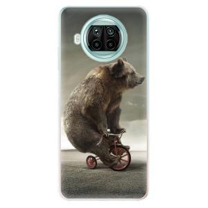 Odolné silikonové pouzdro iSaprio - Bear 01 na mobil Xiaomi Mi 10T Lite