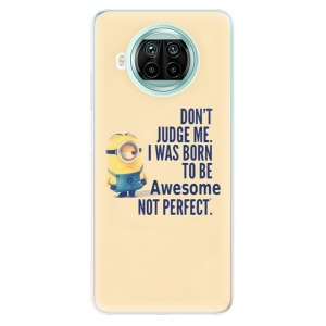 Odolné silikonové pouzdro iSaprio - Be Awesome na mobil Xiaomi Mi 10T Lite