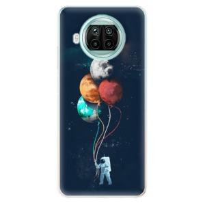 Odolné silikonové pouzdro iSaprio - Balloons 02 na mobil Xiaomi Mi 10T Lite