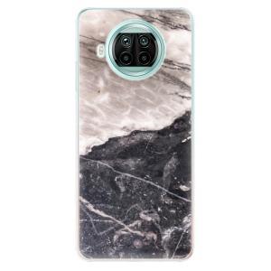 Odolné silikonové pouzdro iSaprio - BW Marble na mobil Xiaomi Mi 10T Lite