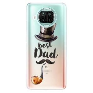 Odolné silikonové pouzdro iSaprio - Best Dad na mobil Xiaomi Mi 10T Lite