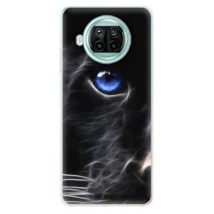 Odolné silikonové pouzdro iSaprio - Black Puma na mobil Xiaomi Mi 10T Lite