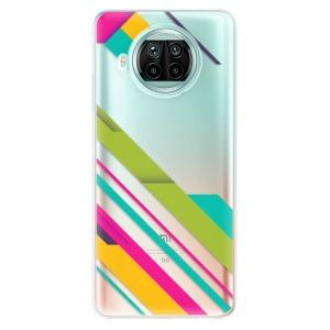 Odolné silikonové pouzdro iSaprio - Color Stripes 03 na mobil Xiaomi Mi 10T Lite