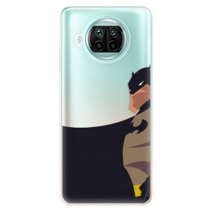Odolné silikonové pouzdro iSaprio - BaT Comics na mobil Xiaomi Mi 10T Lite