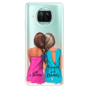 Odolné silikonové pouzdro iSaprio - Best Friends na mobil Xiaomi Mi 10T Lite