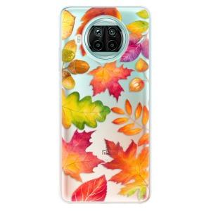 Odolné silikonové pouzdro iSaprio - Autumn Leaves 01 na mobil Xiaomi Mi 10T Lite