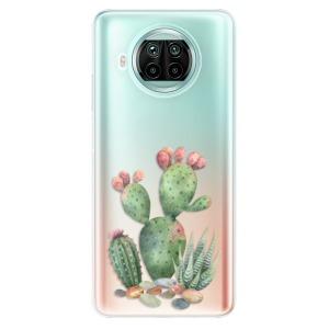 Odolné silikonové pouzdro iSaprio - Cacti 01 na mobil Xiaomi Mi 10T Lite