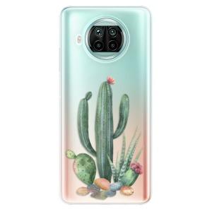Odolné silikonové pouzdro iSaprio - Cacti 02 na mobil Xiaomi Mi 10T Lite