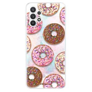 Odolné silikonové pouzdro iSaprio - Donuts 11 na mobil Samsung Galaxy A32 5G - poslední kousek za tuto cenu