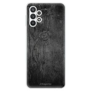 Odolné silikonové pouzdro iSaprio - Black Wood 13 na mobil Samsung Galaxy A32 5G