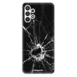 Odolné silikonové pouzdro iSaprio - Broken Glass 10 na mobil Samsung Galaxy A32 5G