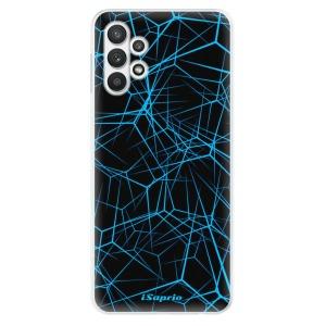 Odolné silikonové pouzdro iSaprio - Abstract Outlines 12 na mobil Samsung Galaxy A32 5G