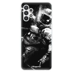 Odolné silikonové pouzdro iSaprio - Astronaut 02 na mobil Samsung Galaxy A32 5G