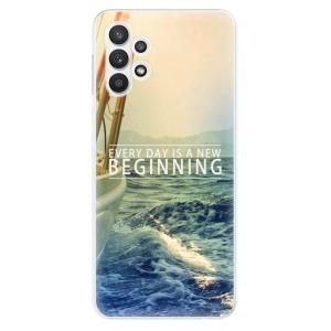 Odolné silikonové pouzdro iSaprio - Beginning na mobil Samsung Galaxy A32 5G