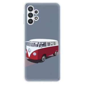 Odolné silikonové pouzdro iSaprio - VW Bus na mobil Samsung Galaxy A32 5G