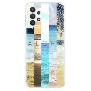 Odolné silikonové pouzdro iSaprio - Aloha 02 na mobil Samsung Galaxy A32 5G
