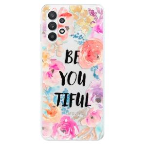 Odolné silikonové pouzdro iSaprio - BeYouTiful na mobil Samsung Galaxy A32 5G