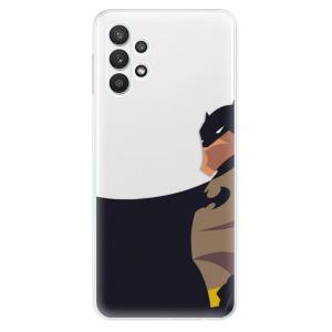 Odolné silikonové pouzdro iSaprio - BaT Comics na mobil Samsung Galaxy A32 5G