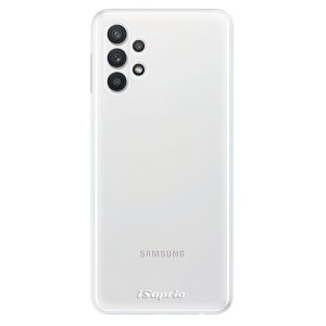 Odolné silikonové pouzdro iSaprio - 4Pure - čiré bez potisku na mobil Samsung Galaxy A32 5G