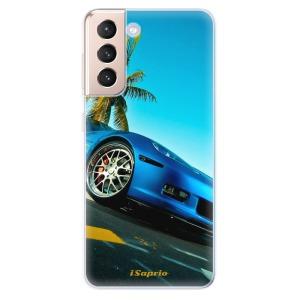 Odolné silikonové pouzdro iSaprio - Car 10 na mobil Samsung Galaxy S21 5G
