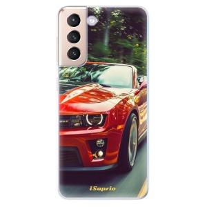 Odolné silikonové pouzdro iSaprio - Chevrolet 02 na mobil Samsung Galaxy S21 5G