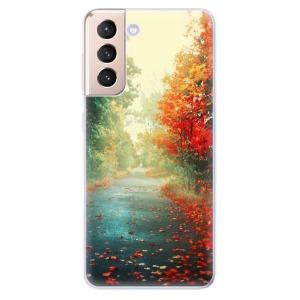 Odolné silikonové pouzdro iSaprio - Autumn 03 na mobil Samsung Galaxy S21 5G