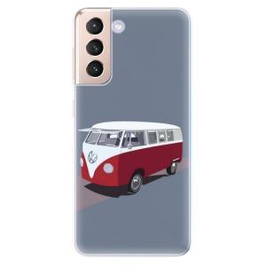 Odolné silikonové pouzdro iSaprio - VW Bus na mobil Samsung Galaxy S21 5G