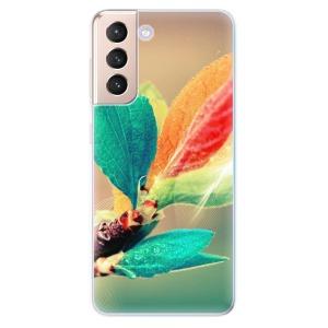 Odolné silikonové pouzdro iSaprio - Autumn 02 na mobil Samsung Galaxy S21 5G