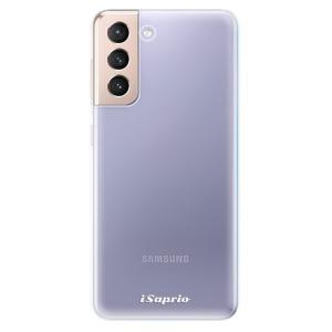 Odolné silikonové pouzdro iSaprio - 4Pure - čiré bez potisku na mobil Samsung Galaxy S21 5G