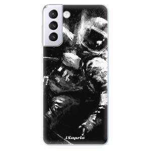 Odolné silikonové pouzdro iSaprio - Astronaut 02 na mobil Samsung Galaxy S21 Plus 5G