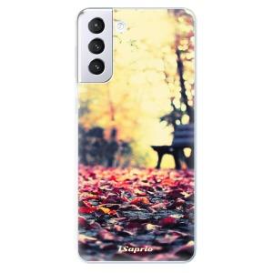 Odolné silikonové pouzdro iSaprio - Bench 01 na mobil Samsung Galaxy S21 Plus 5G