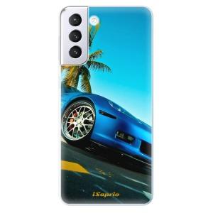 Odolné silikonové pouzdro iSaprio - Car 10 na mobil Samsung Galaxy S21 Plus 5G