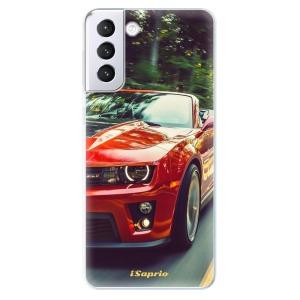 Odolné silikonové pouzdro iSaprio - Chevrolet 02 na mobil Samsung Galaxy S21 Plus 5G