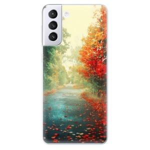 Odolné silikonové pouzdro iSaprio - Autumn 03 na mobil Samsung Galaxy S21 Plus 5G