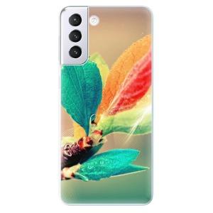 Odolné silikonové pouzdro iSaprio - Autumn 02 na mobil Samsung Galaxy S21 Plus 5G