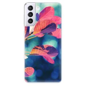 Odolné silikonové pouzdro iSaprio - Autumn 01 na mobil Samsung Galaxy S21 Plus 5G