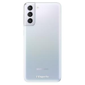 Odolné silikonové pouzdro iSaprio - 4Pure - čiré bez potisku na mobil Samsung Galaxy S21 Plus 5G