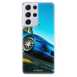 Odolné silikonové pouzdro iSaprio - Car 10 na mobil Samsung Galaxy S21 Ultra 5G