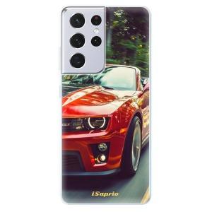 Odolné silikonové pouzdro iSaprio - Chevrolet 02 na mobil Samsung Galaxy S21 Ultra 5G