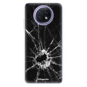 Odolné silikonové pouzdro iSaprio - Broken Glass 10 na mobil Xiaomi Redmi Note 9T 5G