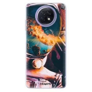 Odolné silikonové pouzdro iSaprio - Astronaut 01 na mobil Xiaomi Redmi Note 9T 5G