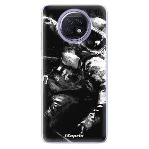 Odolné silikonové pouzdro iSaprio - Astronaut 02 na mobil Xiaomi Redmi Note 9T 5G