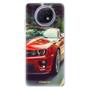 Odolné silikonové pouzdro iSaprio - Chevrolet 02 na mobil Xiaomi Redmi Note 9T 5G