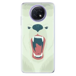 Odolné silikonové pouzdro iSaprio - Angry Bear na mobil Xiaomi Redmi Note 9T 5G