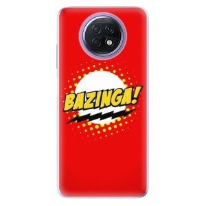 Odolné silikonové pouzdro iSaprio - Bazinga 01 na mobil Xiaomi Redmi Note 9T 5G