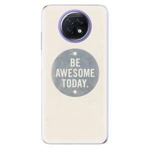 Odolné silikonové pouzdro iSaprio - Awesome 02 na mobil Xiaomi Redmi Note 9T 5G
