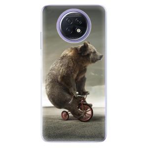 Odolné silikonové pouzdro iSaprio - Bear 01 na mobil Xiaomi Redmi Note 9T 5G